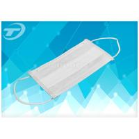 Wholesale Disposable  face mask 2 ply earloop with different color , made of non-woven fabric from china suppliers