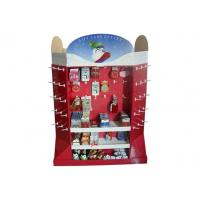 Wholesale Cardboard Pallet Display Cardboard Rack Card Holders ENPD011 from china suppliers