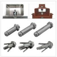 Buy cheap M16 Carbon steel  Zinc plated Hot dip Galanised Expansion threading Machine Anchor Bolt from wholesalers