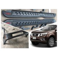 Wholesale TRD Style Accessory Side Step Bars and Roll Cage For NISSAN New Navara 2015 from china suppliers