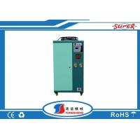 Wholesale 3HP Industrial Water Chiller Units , Industrial Air Cooled Chiller For PVC Extruding Line from china suppliers