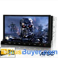 "Wholesale Road Terminator ATSC Version - 2 DIN In Dash Car DVD Player with 7"" Detachable Android 2.3 Tablet Panel from china suppliers"