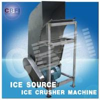 Wholesale Water Proof Crushed Ice Maker Machine / Industrial Ice Crusher Machine Energy Saving  from china suppliers