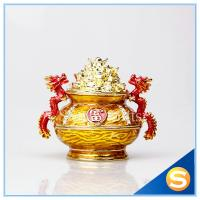Wholesale Dragon Lucky Box Home Decorative Box Trinket Box from china suppliers