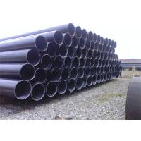 Wholesale LSAW Longitudinal Steel Welded Pipe , Large Diameter Steel Tube Thickness 5-30mm from china suppliers