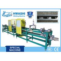 Wholesale Automatic Spot Welding Machine For Welding BIS Fixing Rail With 16m Automatic Feeder from china suppliers