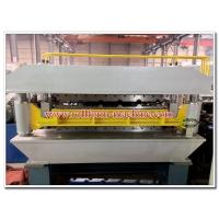 Wholesale Double Deck Metal Roof & Wall Panels Roll Forming Line with Automatic Electric PLC Control System from china suppliers