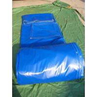 Wholesale PVC Coated tarp tarpaulin for top open container cover from china suppliers