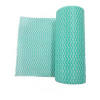 Wholesale Non-woven Fabric Kitchen Cleaning Cloth Roll / Washer Kitch Cloth from china suppliers