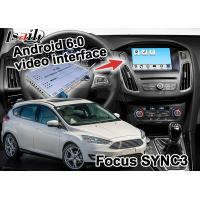 Wholesale Ford Focus SYNC 3 Car Navigation Box , Simple Gps Navigation For Car from china suppliers