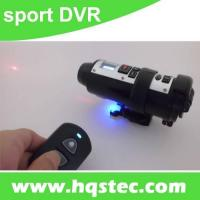 Wholesale 1280x720P Waterproof Sports Camera with HDMI TV Out and 120-degree Wide Angle Lens HQS-120 from china suppliers