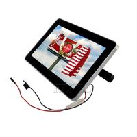 Wholesale 10.1 inch Taxi Headrest network digital signage player LCD advertising Display from china suppliers