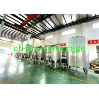 Buy cheap Industrial Reverse Osmosis Water Treatment System With PLC Control from wholesalers
