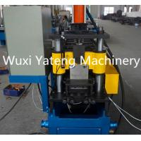 Quality 380V 50HZ Light Gauge Steel Framing Machines For C Stud / U Channel / U Track for sale