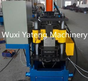 Wholesale 380V 50HZ Light Gauge Steel Framing Machines For C Stud / U Channel / U Track from china suppliers