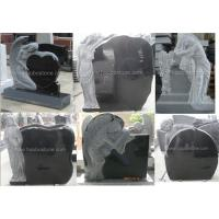 Wholesale Granite marble tombstone,angel monument series from china suppliers
