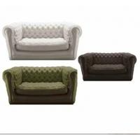 Quality Customized Inflatable Sofa Chair Eco Friendly PVC For Home for sale