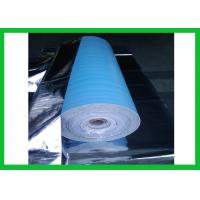 Wholesale Radiant Aluminium Foil Roof Insulation Thermal Insulation Foil Roll 50M from china suppliers