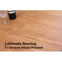 Wholesale U-Groove Laminate Flooring Ml206# 12mm with CE from china suppliers