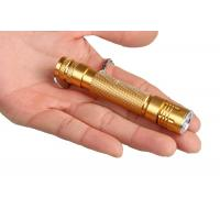 Wholesale AAA Battery Powered Mini LED Flashlight with Portable Keychain, Small Pen Light from china suppliers