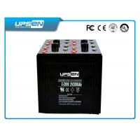 Wholesale 2V 300ah 800ah 1000ah Alarm System Deep Cycle Battery Maintenance Free from china suppliers