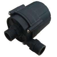 Wholesale 12V brushless dc water pump for solar heater from china suppliers