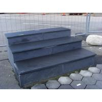 Wholesale Black Slate Steps Slate Staircase Slate Stone Stairs Black Slate Risers Black Slate Stairs from china suppliers
