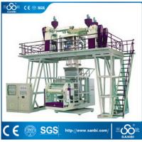 Wholesale High speed Three  Layers CPP Plastic Film Blowing Machine (SJ-50*3,60*3 Model) from china suppliers