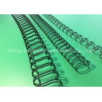 Quality Recipe / Album Coated Surface Twin Loop Wire Binding Firmly With 80Gsm Paper for sale