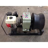 Wholesale 3 Ton Cable Drum Winch from china suppliers