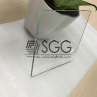 Wholesale Low Iron Glass 4mm 5mm 6mm 8mm 10mm 12mm 15mm 19mm from china suppliers