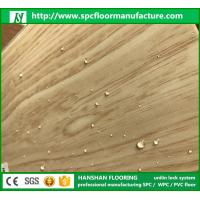 Wholesale Plastic Vinyl Flooring quick install style pvc spc interlock planks floor sheets from china suppliers