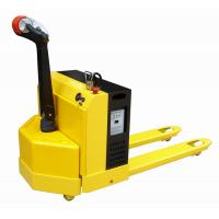 Wholesale Stand up Electric pallet trucks AC power easy maintence from china suppliers