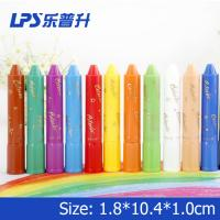 Wholesale Kids Painting Water Soluble Wax Pastels Oil Pastel Set Environment Friendly from china suppliers