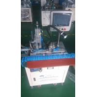 Wholesale Low Defective Rate Female Solder Wire Making Machine Digital Operated With 7 Inches Touch Screen from china suppliers