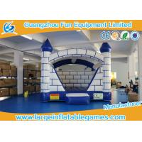 Wholesale Childrens Bouncy Castle Tarpaulin Provide For European , kids jumping castle from china suppliers