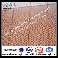 Wholesale Ornamental & Decorative Expanded metal for wall facade 3 from china suppliers