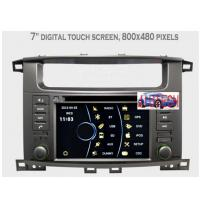 Wholesale Car Stereo for Toyota Land Cruiser 100 1998-2004 Radio DVD Headunit GPS SatNav Navigation from china suppliers