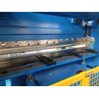 Quality 40 Ton - 2000mm Hydraulic Sheet Bending Machine For Metal Sheet for sale