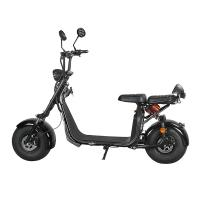 Buy cheap Citycoco 2 Wheel Electric Scooter 20 Degrees Climb Capability Double Hydraulic Disc Brake from wholesalers