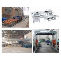 Wholesale CE EPS Sandwich Panel Production Line , 35KW Power Wall Panel Making Machine from china suppliers