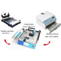 Wholesale SMT Pick And Place Equipment 2500w Solder Reflow Oven With Surface Mount Technology​ from china suppliers