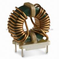 Wholesale Toroidal Inductor Choke Coil with 40°C Temperature and 1 to 50A Current Range from china suppliers