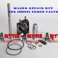 Quality DEMCO MUD VALVE MAJOR REPAIR KIT Equiv. Cameron DEMCO DM MUD VALVE p/n J025091-10221, J025091-10321, J025091-10421 for sale