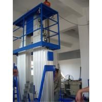 Wholesale High-duty Aluminum Alloy  Fold-down aerial work platform with Emergency button from china suppliers