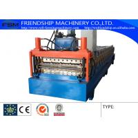Wholesale Corrugated Sheet Double Layer Roll Forming Machine For Roof Panel from china suppliers