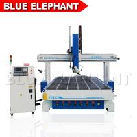Buy cheap China Automatic 3d Wood Carving Cnc Router 4 Axis CNC Router Machine 1836 from wholesalers