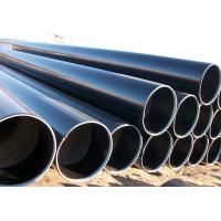 Wholesale API 5L GR.B 52 X 65 Welded Steel Pipe , Black / Galvanised Steel Pipes For Construction from china suppliers