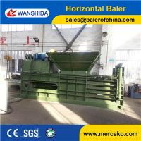 Wholesale China Waste Cardboards Baler Horizontal Waste Paper Baling Press Compactor from china suppliers