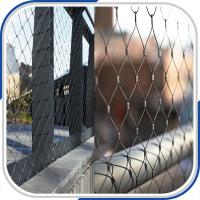 Buy cheap AISI316 balustrade infill cable mesh from wholesalers